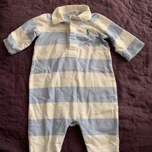 Ralph Lauren bodysuit baby boy